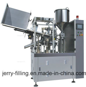 Tube Filling and Sealing Machine for Plastic Tubes/Laminated Aluminum Tubes pictures & photos