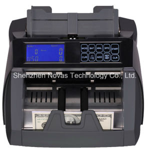 Banknote Counter for Euro, USD, Russian