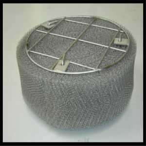 Stainless Steel Knitted Wire Mesh Demister/ Mesh Mist Eliminator pictures & photos