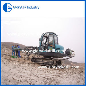 Crawler Cab Type DTH Drill Rig pictures & photos