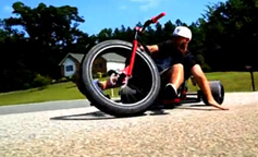 48V 500W Smart Funny Electric Trike Away Drifting (JB-P90Z) pictures & photos