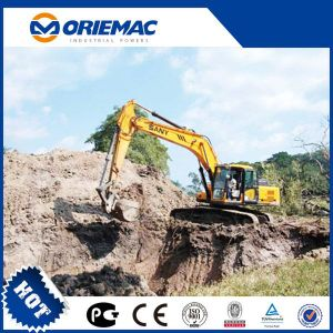 China Wheel Excavator Sdlg 22 Ton Lgw235e New Excavator Price for Sale pictures & photos