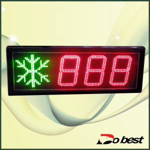 LED Destination Route Number Board for Bus pictures & photos