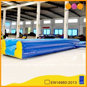 Long Straight Inflatable Water Slides (AQ1055) pictures & photos