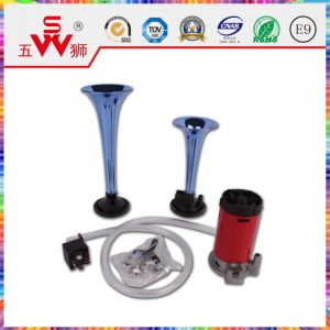 Color ABS High Quality Air Horn Speaker pictures & photos