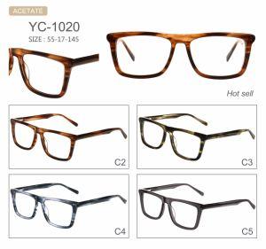Fashion Hot Selling New Design Acetate Eyeglasses Eyewear Optical Frames pictures & photos