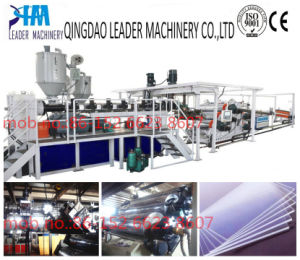 High Impact Resistance PMMA Acrylic Sheet Extrusion Line pictures & photos