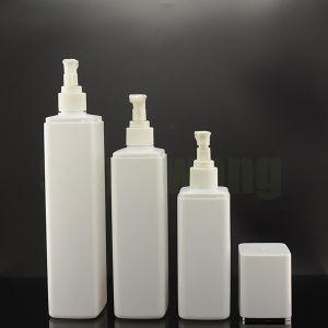 300ml Empty Custom Plastic Shampoo Bottle pictures & photos
