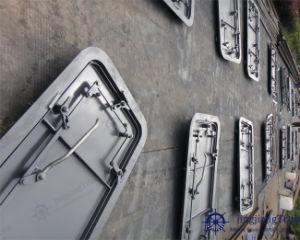 Cheap Price Ships Quick Acting Steel Watertight Door / Weathertight Door pictures & photos