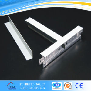 T-Bar/Ceiling T Grid/Ceiling Tee/Plane Groove T-Gird/32*24*0.3mm Main Tee Cross Runner pictures & photos