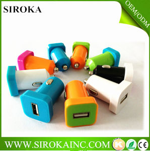 5V 1A Electric Car Charger USB in Car Charger USB Output for iPhone, Blackberry, HTC pictures & photos
