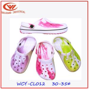 Hot Sale Children EVA Garden Shoes Cute Clogs for Kids pictures & photos