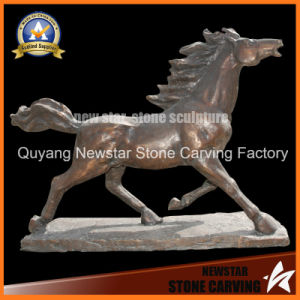 Animal Statue Bronze Horse Sculpture for Home Decoration pictures & photos