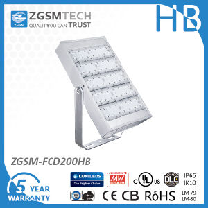 200W LED Flood Light with UL Dlc SAA Ce for All Markets pictures & photos