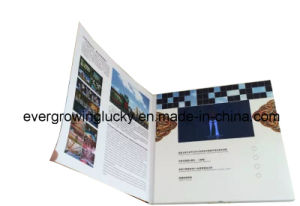 7inch Video Catalogue for Business pictures & photos