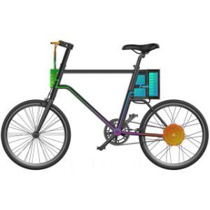 YUNBike C1 electric bicycle light e-bike