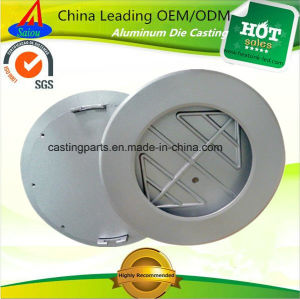 China High Quanlity Assurance Panel Light Aluminum LED Housing