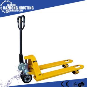 2.0 T Economic Hand Pallet Truck Price with TUV pictures & photos