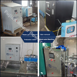 100g/H to 50kg/H Ozone Generator for Industrial Water Treatment pictures & photos