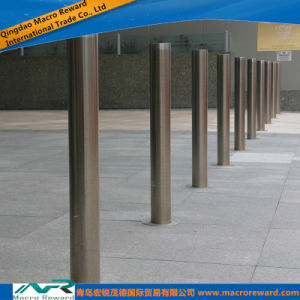 ASTM Steel Bollard Permanent Fixed Street Barrier pictures & photos