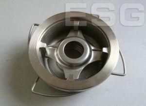 Esg 500 Wafer Type Disk Check Stainless Steel Control Valve pictures & photos