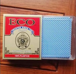 100% Plastic Eco Playing Cards pictures & photos
