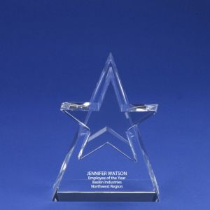 Colossal Star Crystal Trophy for Recognizing Awards (#78008) pictures & photos