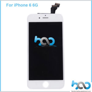 Factory Direction LCD Touch Screen Display for iPhone 6 Replacement pictures & photos