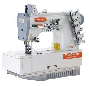 Super Speed Interlock Sewing Machine pictures & photos