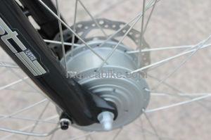 Good Quality White Black Mountain Electric Bike Outdoor City Road Tourney E Bicycle E-Bike pictures & photos