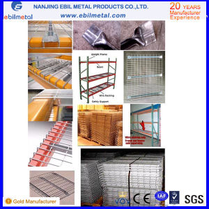 2015 Galvanized Steel Q235 Mesh Wire Deck for Pallet Racking pictures & photos
