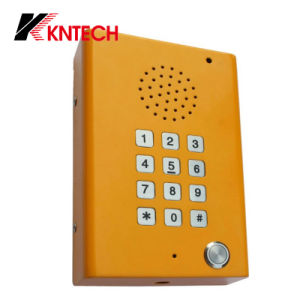 Koontech Cleanroom Emergency Site Telephone Roadside Telephone Knzd-29 pictures & photos