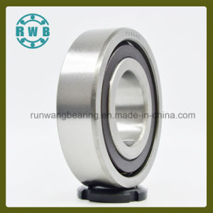 Single Row Angular Contact with Bakelite Holder Bearing, Factory Production (7309AC)
