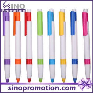 Cheap Promotional Pen Plastic Click Ball Pen pictures & photos