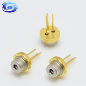 Blue Violet 405nm 0.5W 500MW To56 5.6mm Laser Diode (HL40023MG) pictures & photos