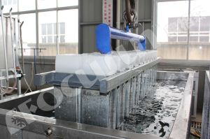 Good Sale Block Ice Machine with Brine Refrigeration System, 10 Tons Per Day pictures & photos