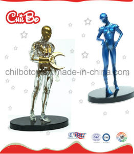 Crystal Action Plastic Figure Toy for Children (CB-PF010-M) pictures & photos
