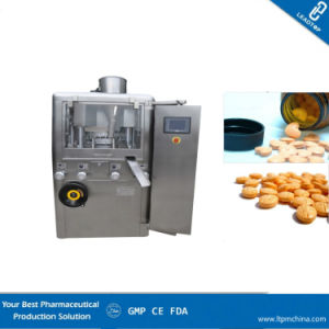 Zpw-25D-II Multi-Punches & Multi-Function Rotary Tablet Press pictures & photos