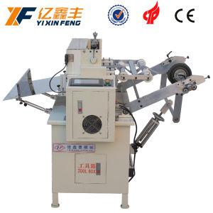 Automatic High Speed Label Cutting Machine PVC Machine