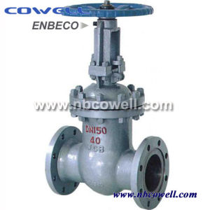 Flanged Rising Stem Gate Valve pictures & photos
