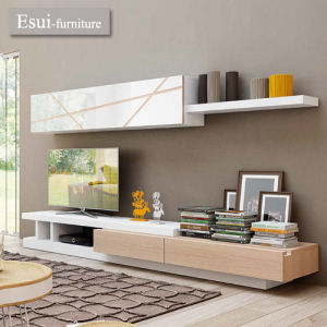 China the modern living room furniture of home furniture for Living room table sets with tv stand