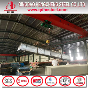 Dx51d+Z Color Coated PPGI Corrugated Steel Roofing Sheet pictures & photos