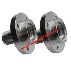 CNC Machining Stainless Steel Flange Plate Pipe Fitting