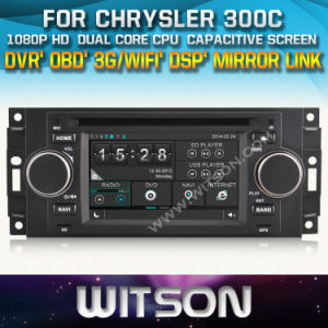 Witson Car DVD for Chrysler Grand Voyager (W2-D8836C) pictures & photos
