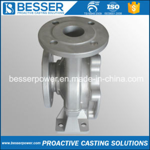 42CrMo/42CrMo4/20crmo Alloy Steel Precision Investment Lost Wax Pump Casting