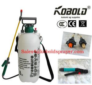 (KB-8B) 8L Pressure Sprayer, Safety Valve, Adjustable Nozzle, Kobold Hand Pump Sprayer pictures & photos