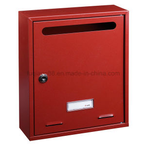 Red Color Letter Box Made by Metal pictures & photos