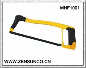 High Quality Hacksaw Frame All in Aluminium Double Soft Grip pictures & photos