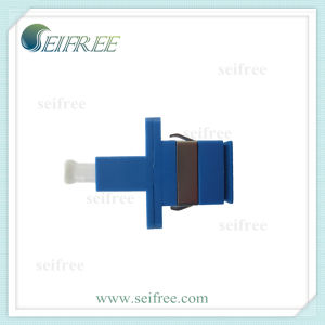 LC-Sc Fiber Optic Connector Cable Adapter pictures & photos