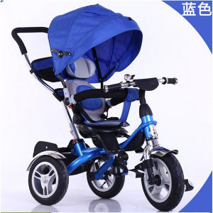 Top Quality 4 in 1 Trike Stroller Baby Pram Tricycle pictures & photos